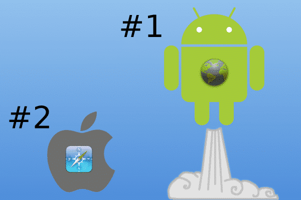 Android Browser Faster Than Mobile Safari