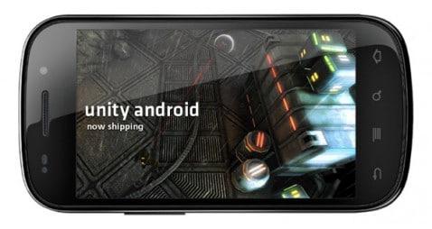 Nexus S Unity