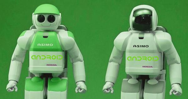 Android Asimo