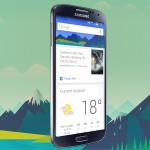 Google Now on Galaxy S4
