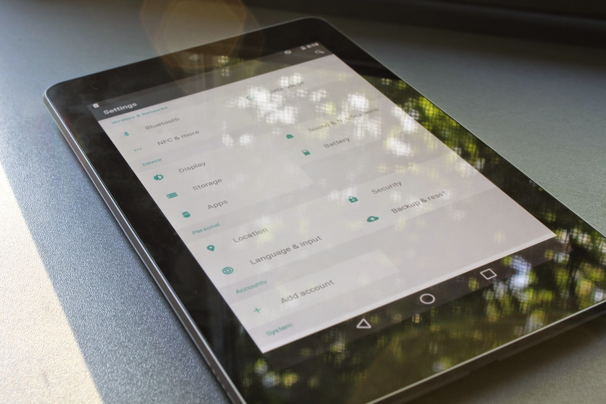 Nexus 7 2012 Gets Very Early Port Of Android L Preview