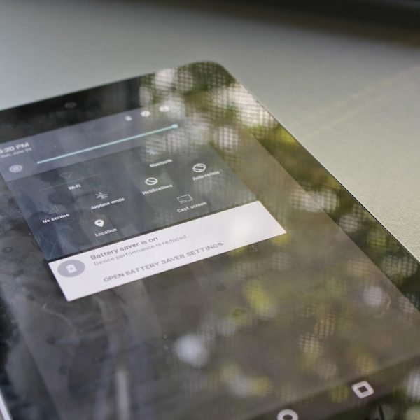 Android L Quick Settings On Nexus 7 (2012)