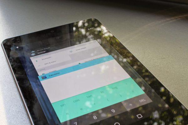 Android L Multitasking On Nexus 7 (2012)