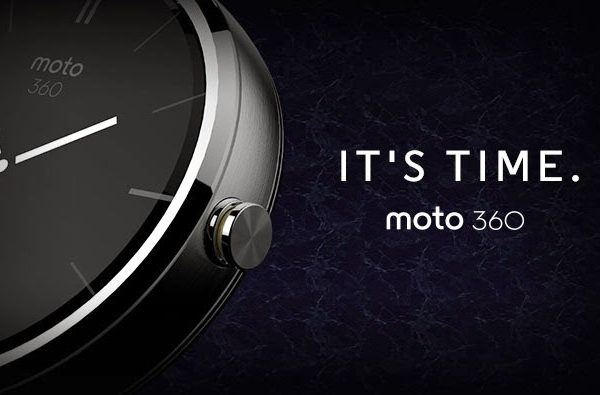 Moto 360: It's Time!