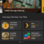 Amazon App Store Screenshot