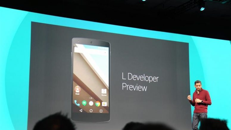 Android L Dev Preview