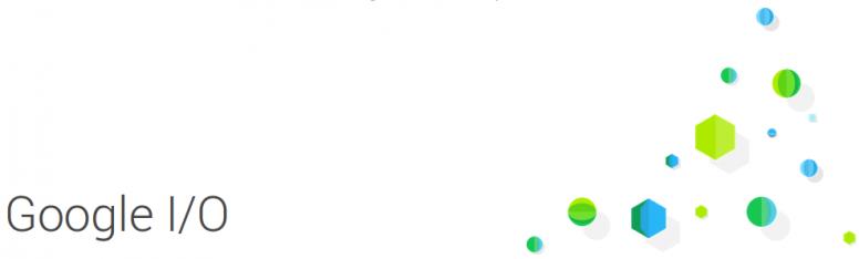Google I/O 2014 Banner