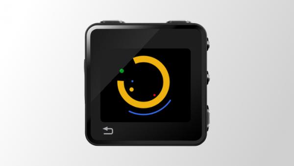 MotoACTV Android Wear Bootanimation