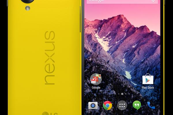 Yellow Nexus 5