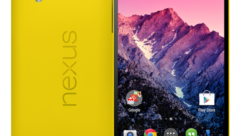 Yellow Nexus 5 On The Horizon?