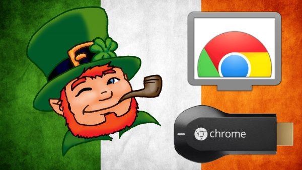 Chromecast Ireland