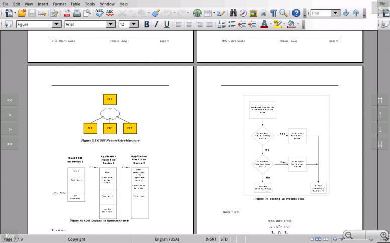 Andropenoffice Screenshot