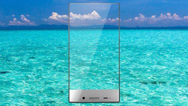 Sharp Aquos Crystal Sea Promo