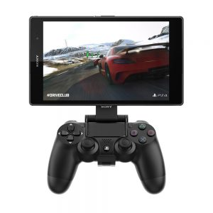 Xperia Z2 Dualshock 4 Mount For Remote Play