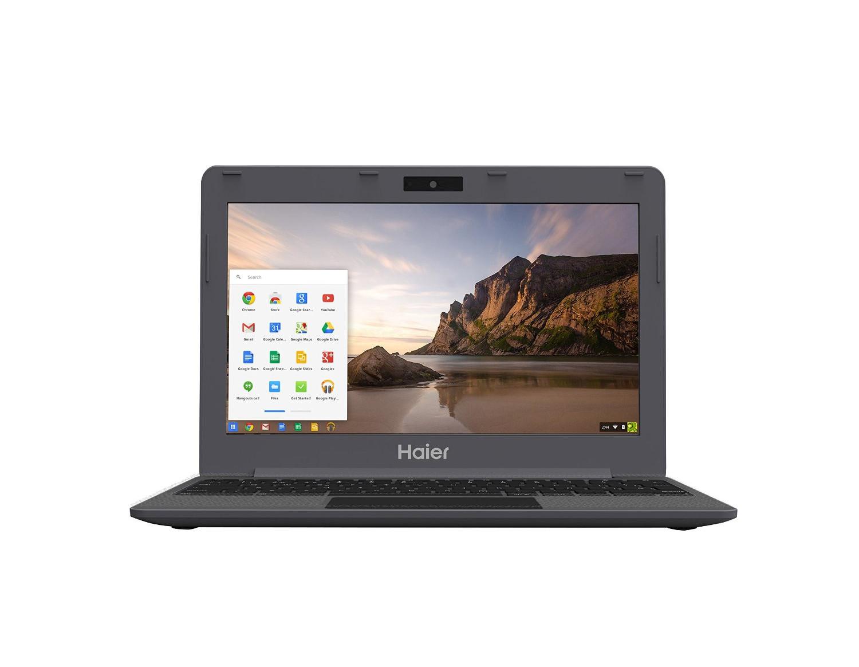Haier Chromebook 11 - Front