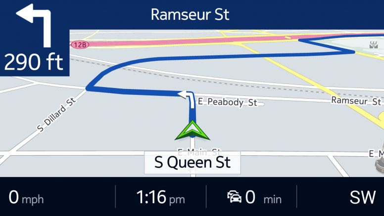 Nokia HERE Maps App