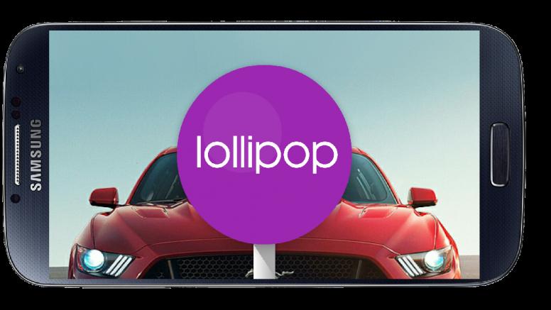 CM12 Lollipop On The Galaxy S4 (Early Port)