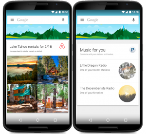 Google Now 3rd-party cards