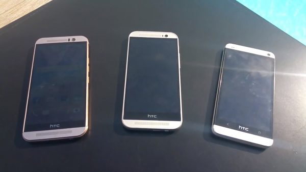 HTC One M9 Hands-On Leak