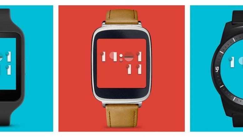 Google I/O Watchface