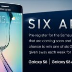 """Six Appeal"" - Samsung Galaxy S6"