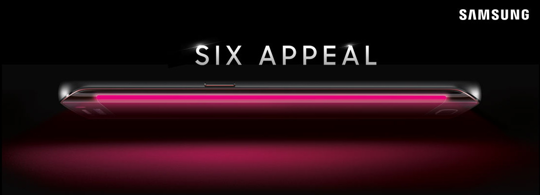 """Six Appeal"" Galaxy S6-T-Mobile"