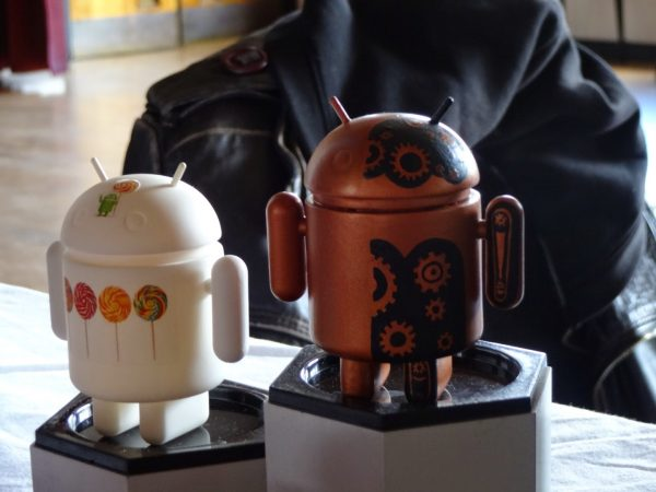 MOTD Android Figures