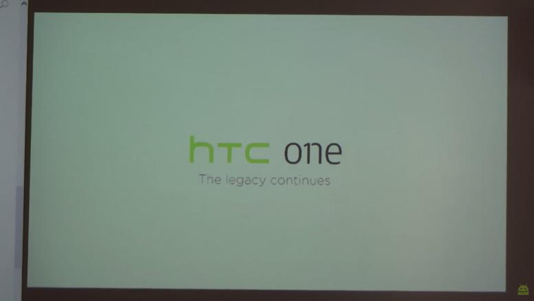 HTC One M9 Presentation