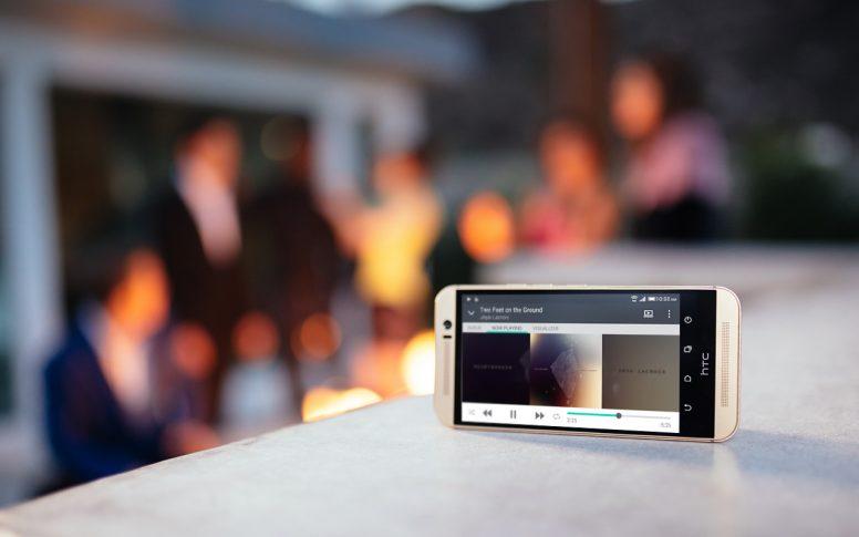 HTC One M9 Music