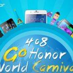 Honor world carnival
