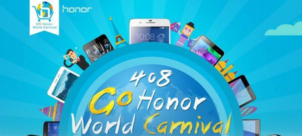 Honor world carnival
