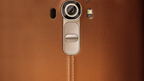 LG G4 Camera Leather Teaser