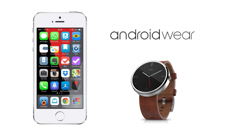 Androidwear iOS