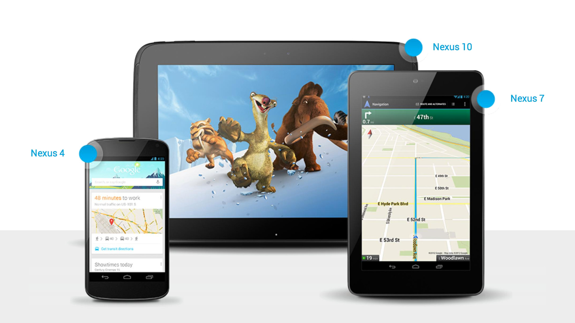 2012 Nexus Devices Might Get M After All