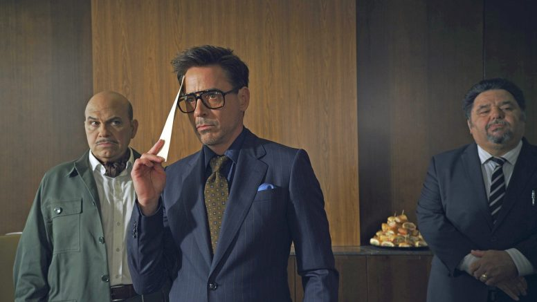 Robert Downey Jr. HTC