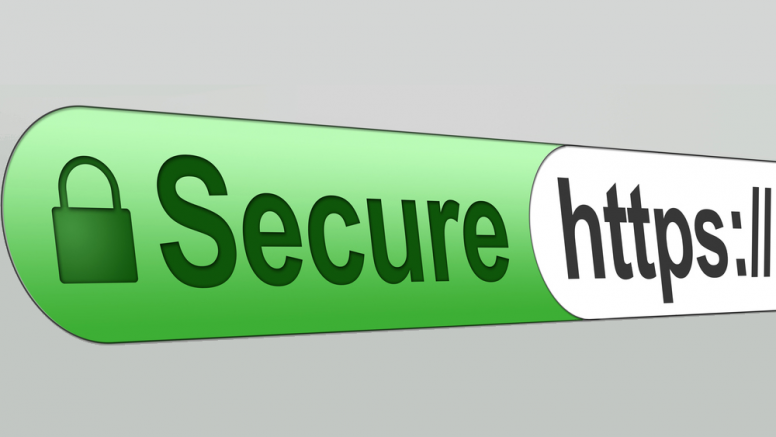 Secure HTTPS SSL