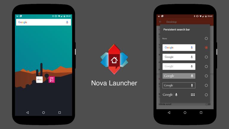 Nova Launcher Update