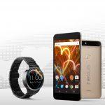 Nexus 6P & Huawei Watch