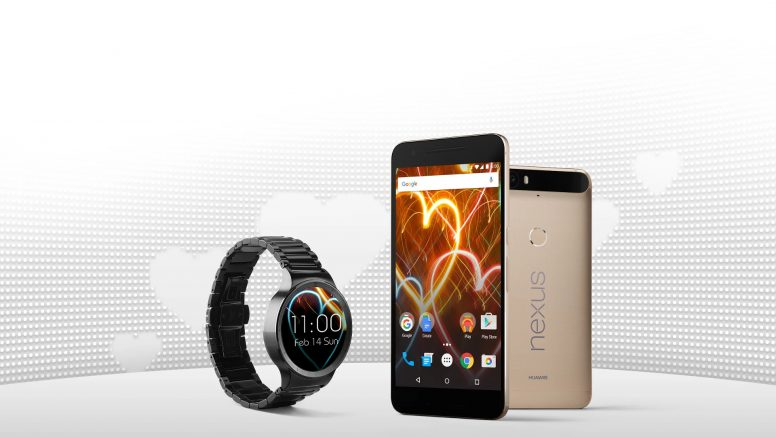 Nexus 6P & Huawei Watch