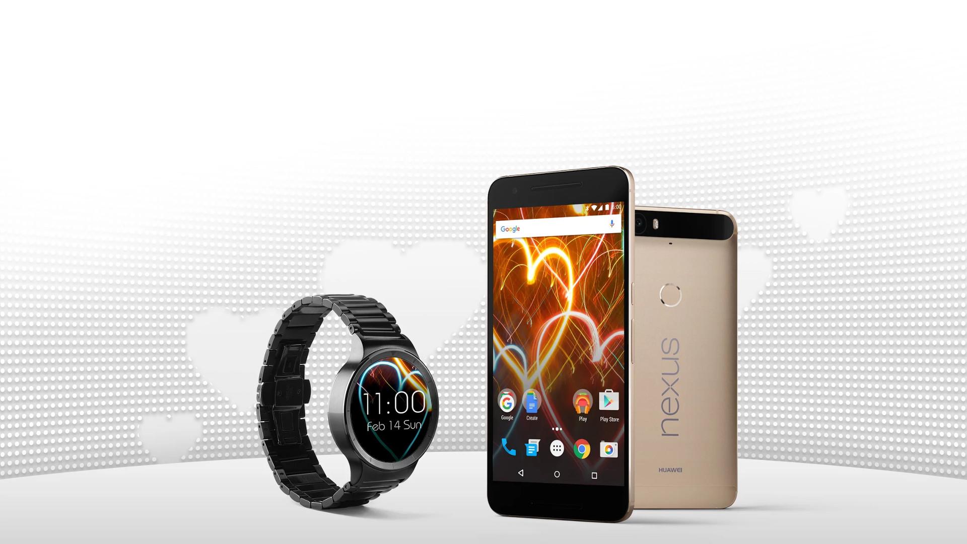 Deal Alert: Discount On Nexus 6P, Free Credit Towards Huawei Watch & More