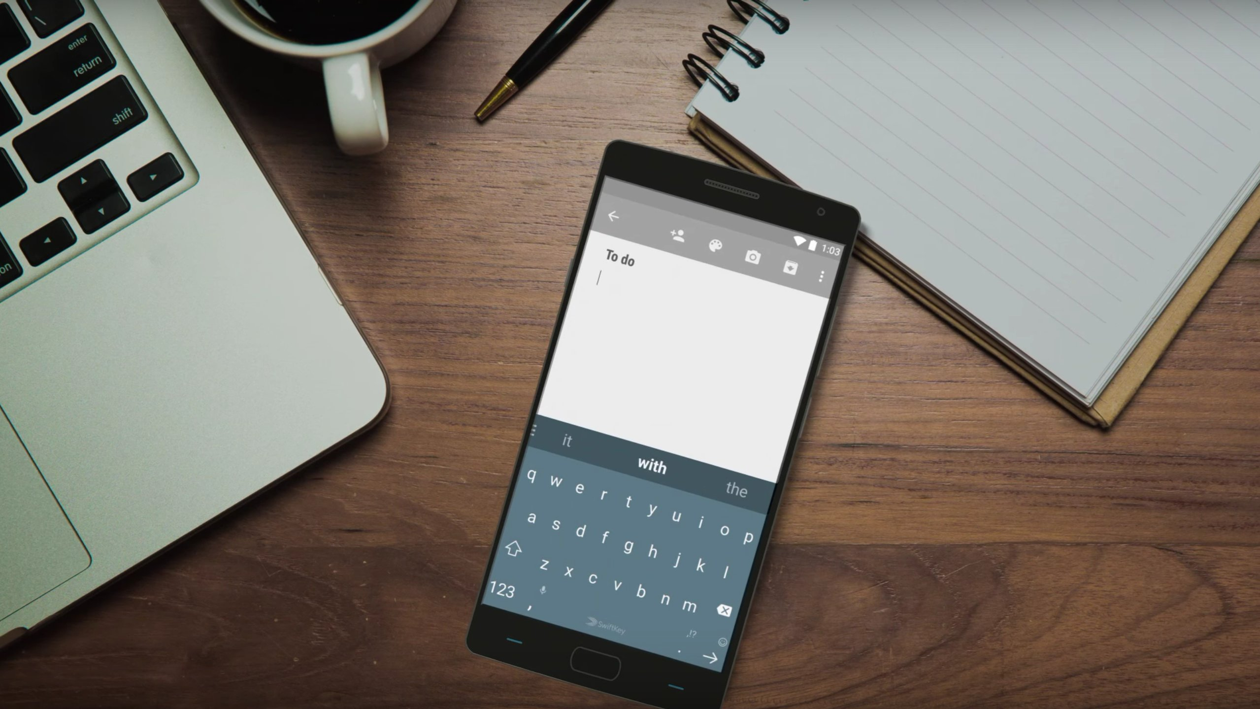 Microsoft Completes Purchase Of SwiftKey 'To Enhance Mobile Productivity'