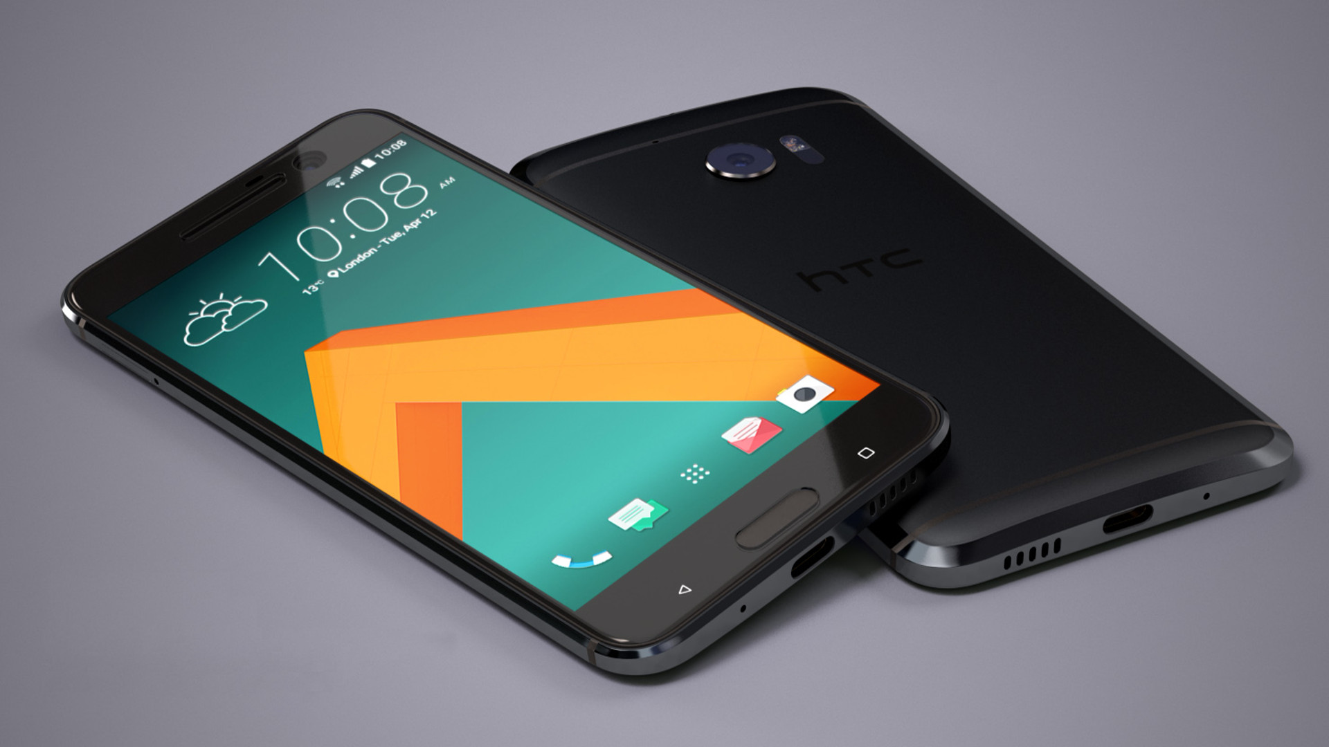 New HTC 10 Preview Shows Off Rumoured Capacitive Keys