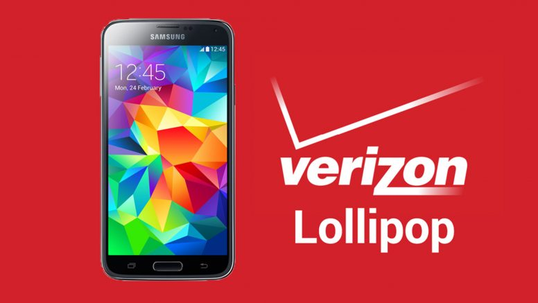 Verizon The First To Roll Out Galaxy S5 Lollipop Update In The US