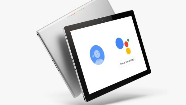 Google Assistant Tablet