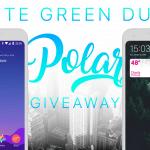 Polar Widgets Giveaway